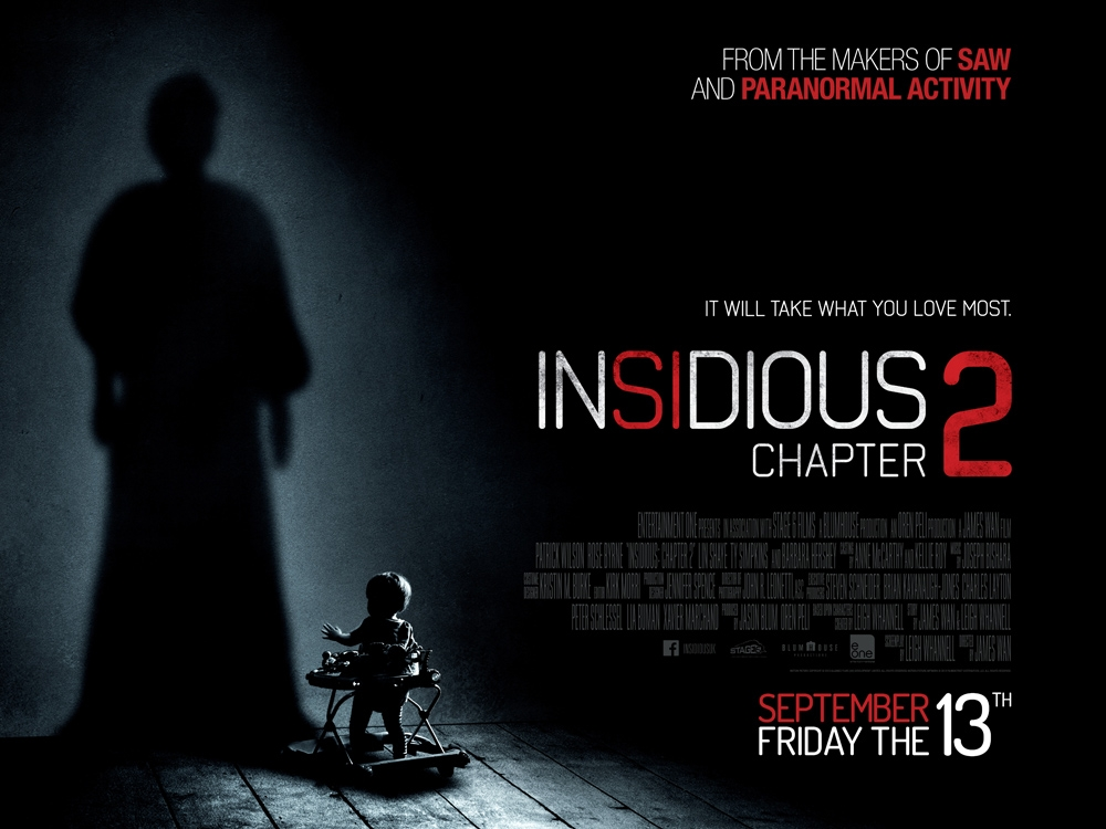 Watch Insidious Chapter 2 Movie Streaming Online