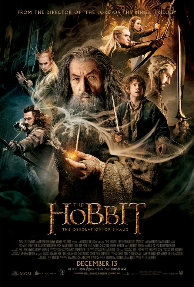 The Hobbit: The Desolation of Smaug (2013) Full Movie Online Streaming
