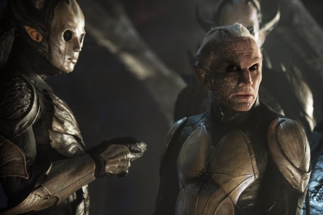 Christopher Eccleston Thor The Dark World